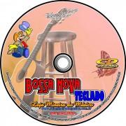 BOSSA NOVA Teclado Partituras e Playbacks em CD