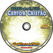 FLAUTA ou VIOLINO Cantor Crist�o Partituras com Playbacks em CD
