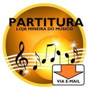 Partitura NOITE FELIZ com Playback Loja Mineira do M�sico.