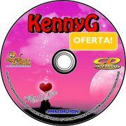 Promo��o de Partituras de Kenny G com Playbacks para em CD