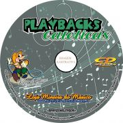 Playbacks Cat�licos em MP3 em CD
