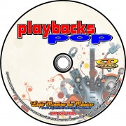Playbacks Pop e Rock em CD | Sampleados de Midi Nacionais e Internacionais