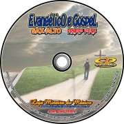 SAX ALTO 50 Partituras Evang�licas com Playbacks Gospel VOLUME 1 em CD
