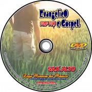 SAX ALTO 50 Partituras Evang�licas com Playbacks Gospel VOLUME 2 em CD