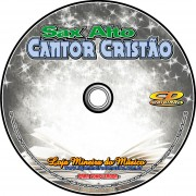 SAX ALTO Partituras do Cantor Crist�o com Playbacks em CD