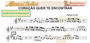 SAX TENOR |SOPRANO | TROMPETE Partituras Sertanejo e Forr� com 50 Playbacks Sertanejo e Forr�