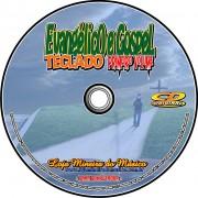 TECLADO Partituras Evang�licas com 50 Playbacks Gospel VOLUME 1 em CD