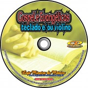 TECLADO 60 Partituras Gospel com Playbacks Gospel e Evang�licas em CD