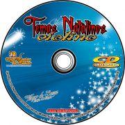 Violino Partituras de Natal com Midi e MP3 em CD