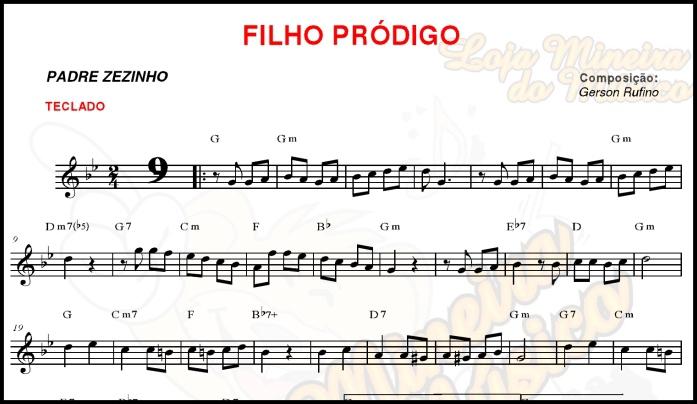 TECLADO Músicas Católicas Partituras Midis e Playbacks Católicos (Volume 1)