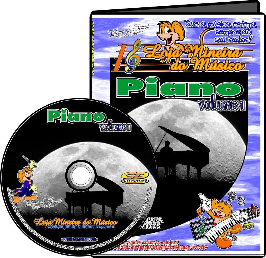 Partituras para Piano Volume 1 ( Piano Brasileiras, Boleros, Clássicas e Americanas )