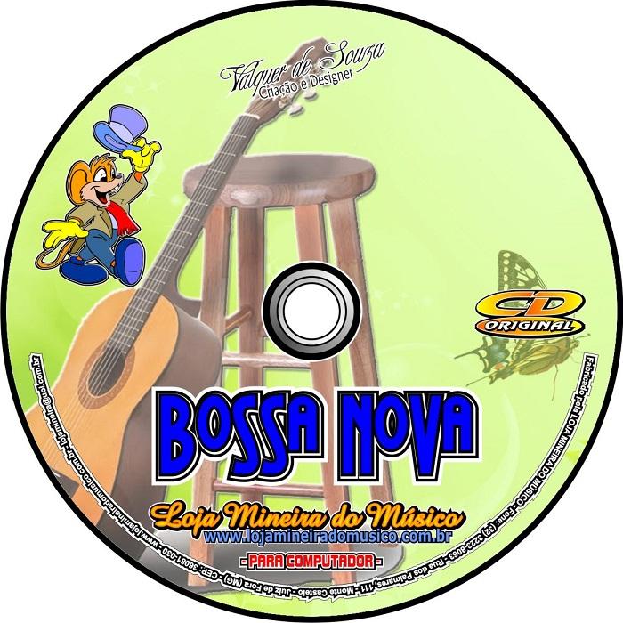 BOSSA NOVA e SAMBA Partituras para Flauta ou Violino com Playbacks