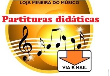 Partituras católicas que podem ser feitas por encomenda (valor por música)
