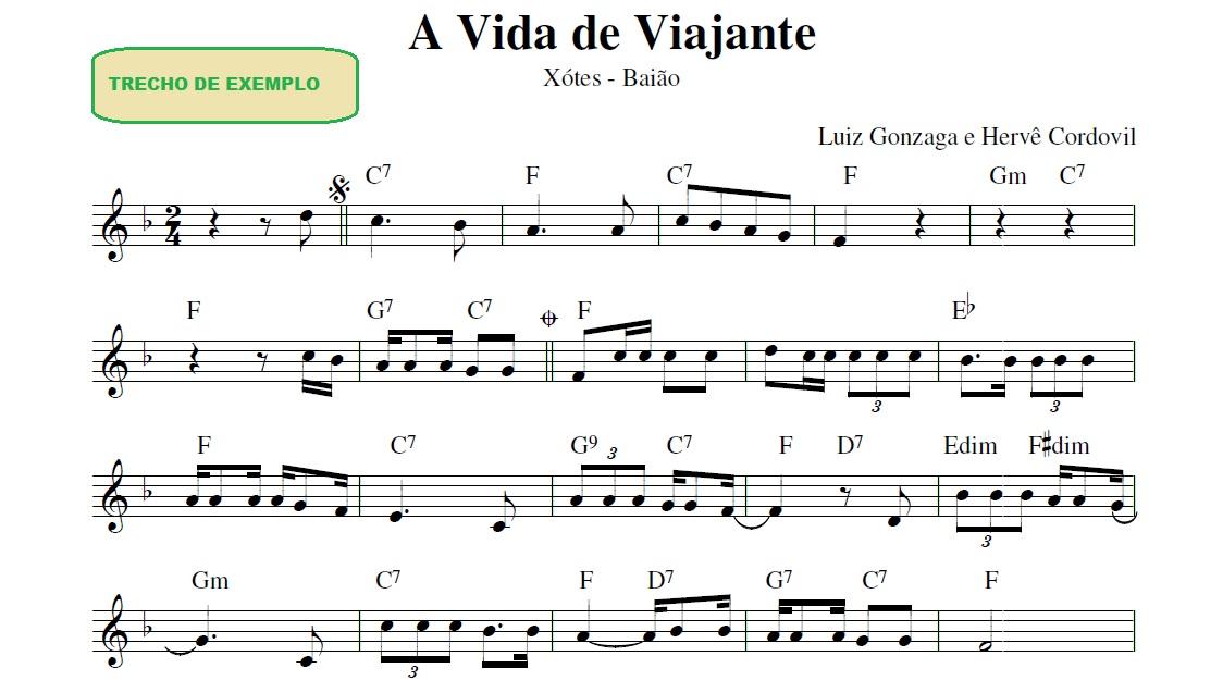 Partituras Festa Junina dos Músicos Partituras Quadrilha, Luiz Gonzaga