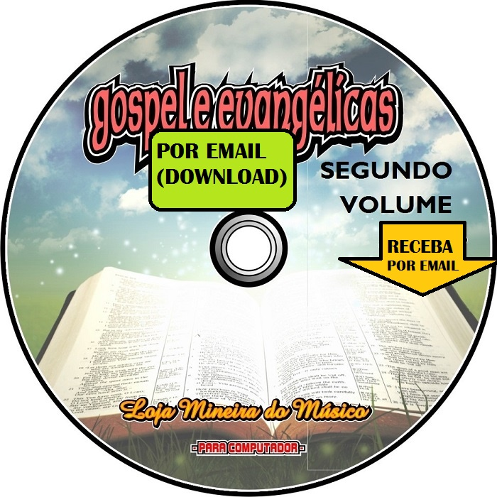POR EMAIL | 50 Partituras Evangélicas com Playbacks (Volume 2) Download