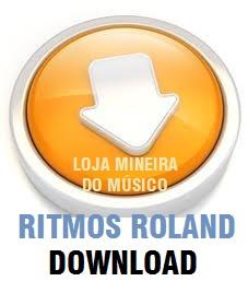 NOVOS RITMOS ROLAND 250 RITMOS PARA TECLADOS ROLAND BK3 BK-5 BK-7/9