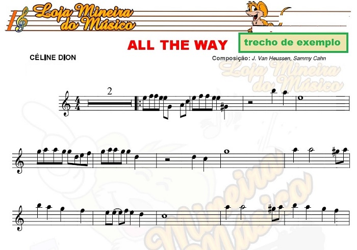 Sax Alto FlashBack Guarâneas Boleros Sambas Baladas e Jazz Partituras e Playbacks MP3 e Midis