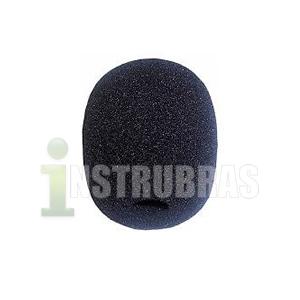 Espuma protetora de vento para microfone de Dos�metros de ru�do