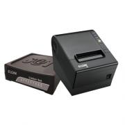 Combo Elgin Sat  Fiscal e Impressora Térmica I9 Usb