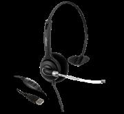Headset  Unixtron HD800 VOICE USB