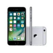 """iPhone 6s Cinza Espacial, com Tela de 4,7"""", 4G, 32 GB e Câmera de 12 MP -"""