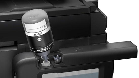 Multifuncional Monocromática Epson Tanque de Tinta M205  - Northshop