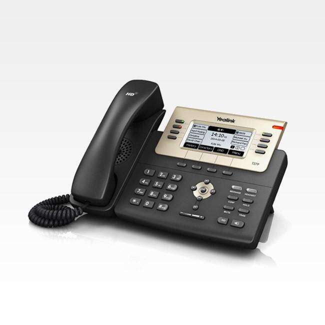 Telefone Ip Yealink Sip T27G   - Northshop São Paulo