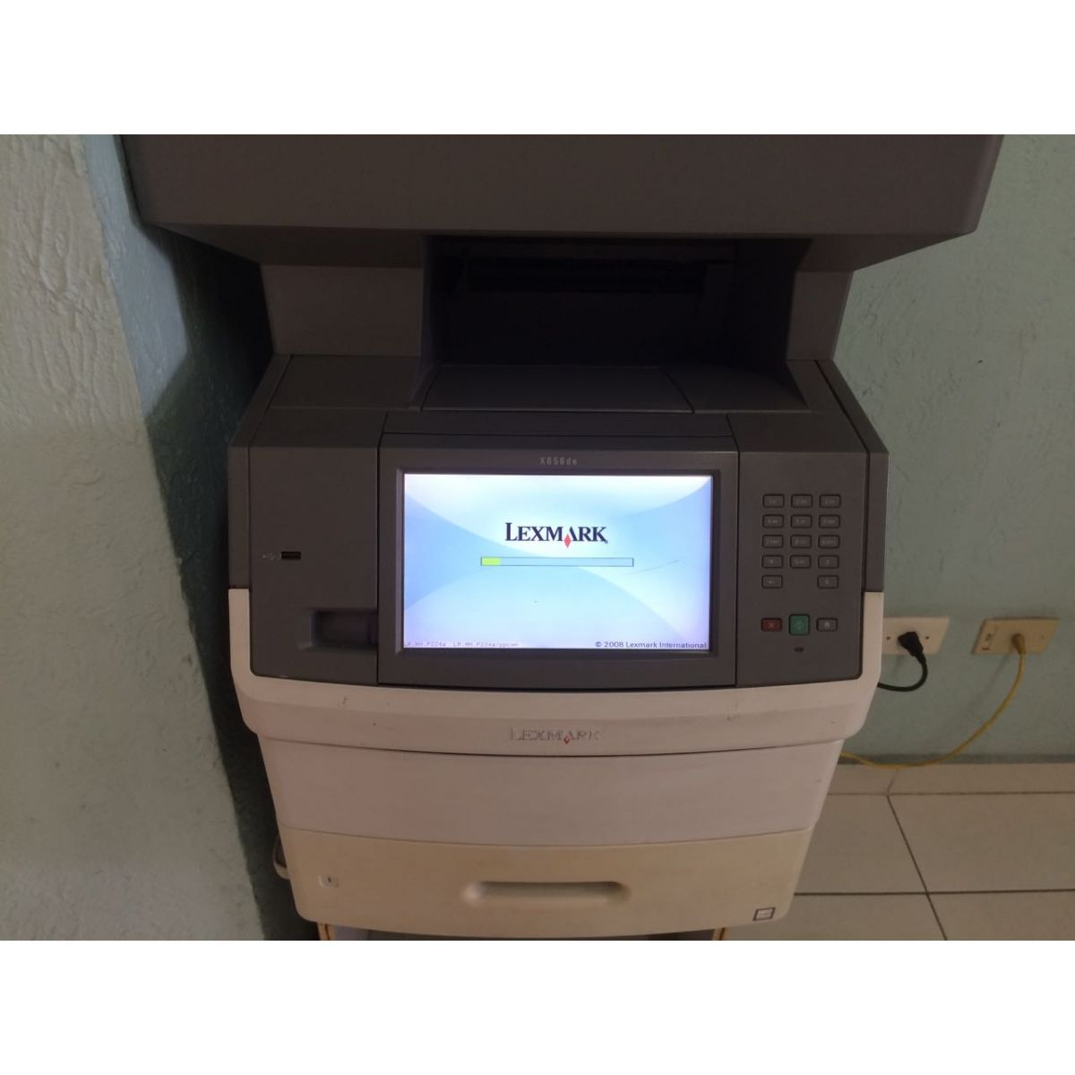 Lexmark X656de - Produto Remanufaturado  - Northshop