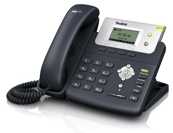Telefone Ip Yealink SipT21P/E2  PoE - com fonte inclusa  - Northshop