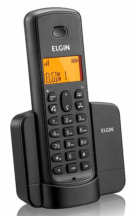 Telefone Elgin sem fio - TSF 8001  - Northshop São Paulo
