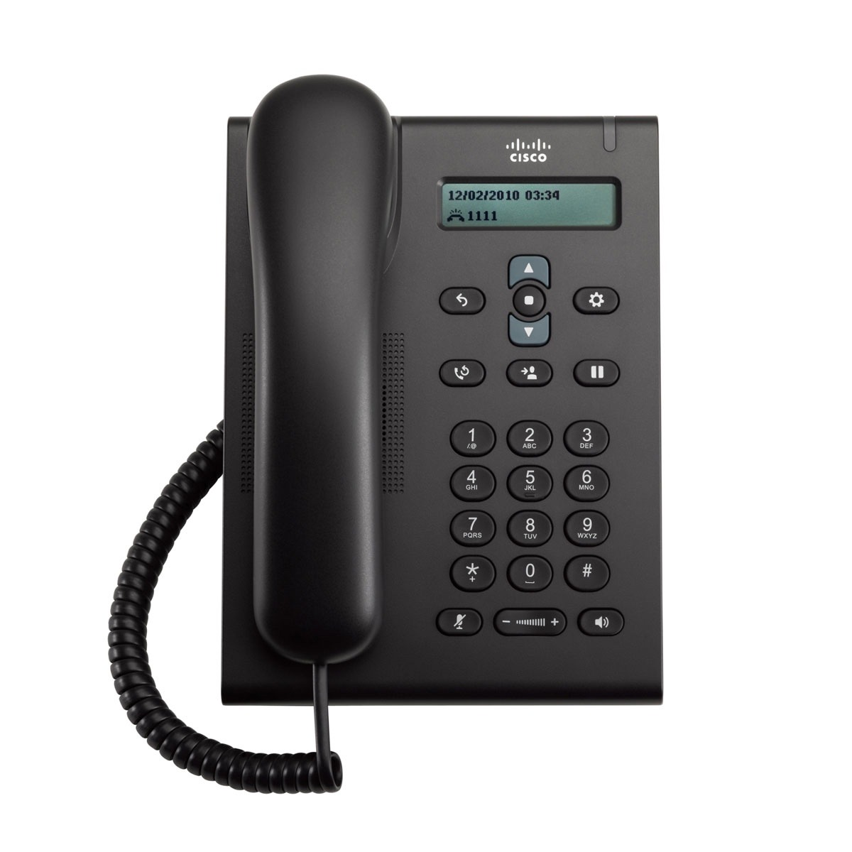 Cisco Unified SIP Phone 3905 - VoIP Unified SIP  - Northshop
