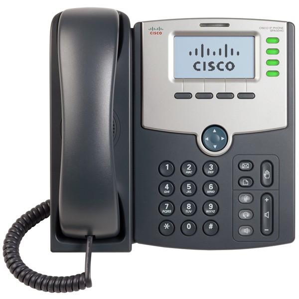 Telefone IP Cisco SIP  SPA504G  - Northshop