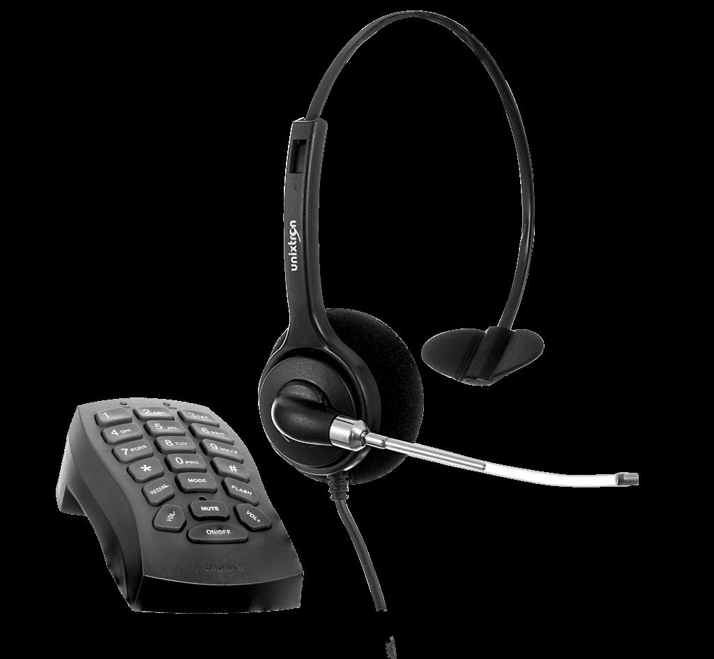 Base Discadora Orion Trend C/ Headset HN20  - Northshop São Paulo