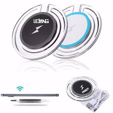 Carregador Wireless (sem Fios) Lelong LE-1057  - Northshop São Paulo