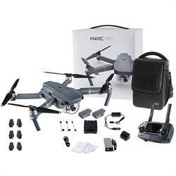 Drone DJI Mavic Fly - Combo  - Northshop São Paulo
