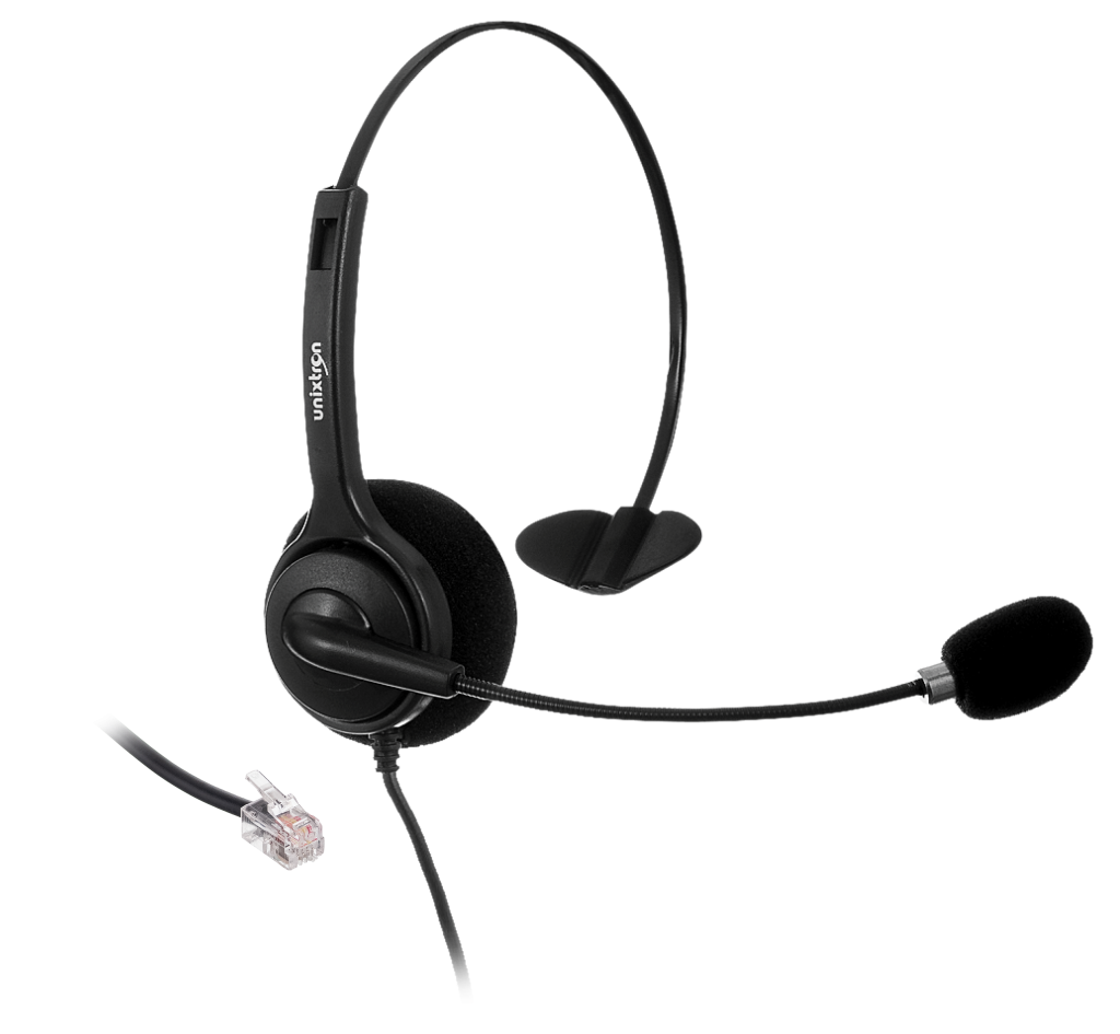 Headset  Unixtron- Cygnus Flex  -HN20  - Northshop São Paulo