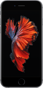 "iPhone 6s Cinza Espacial, com Tela de 4,7"", 4G, 32 GB e Câmera de 12 MP -  - Northshop"