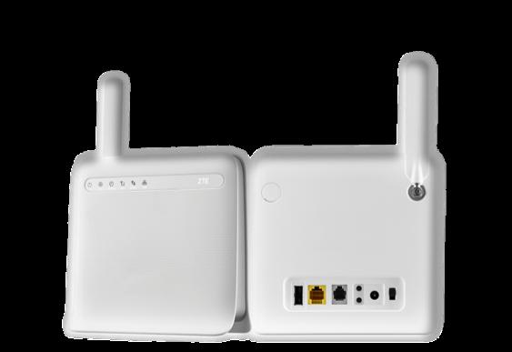 Modem C/ Roteador WI-FI  Zte 4g - Desbloqueado MF253M ( LOGO CLARO)   - Northshop