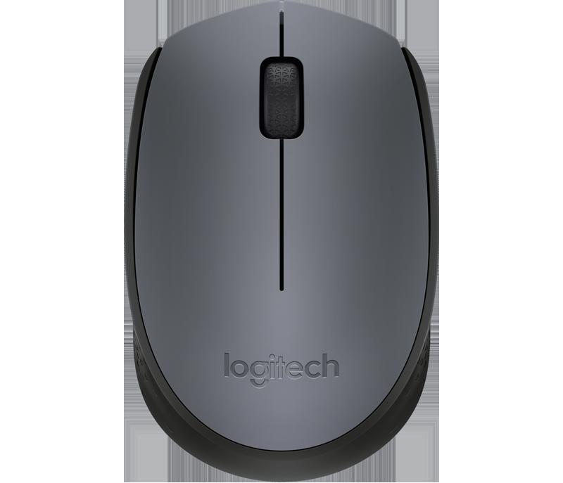 Mouse Logitech M170 Sem Fio  - Northshop São Paulo