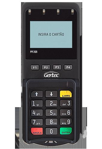 Pin Pad Gertec PPC 920 - Tef  - Northshop São Paulo
