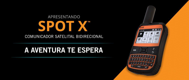 Rastreador Spot X - Comunicador Satelital Bidirecional  - Northshop São Paulo