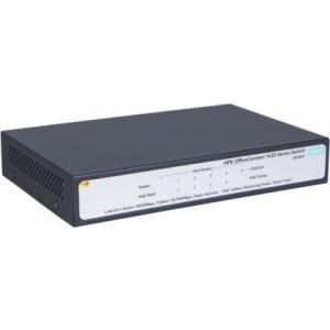 Switch HPE 1420 5G Poe + (32W)  .  - Northshop São Paulo