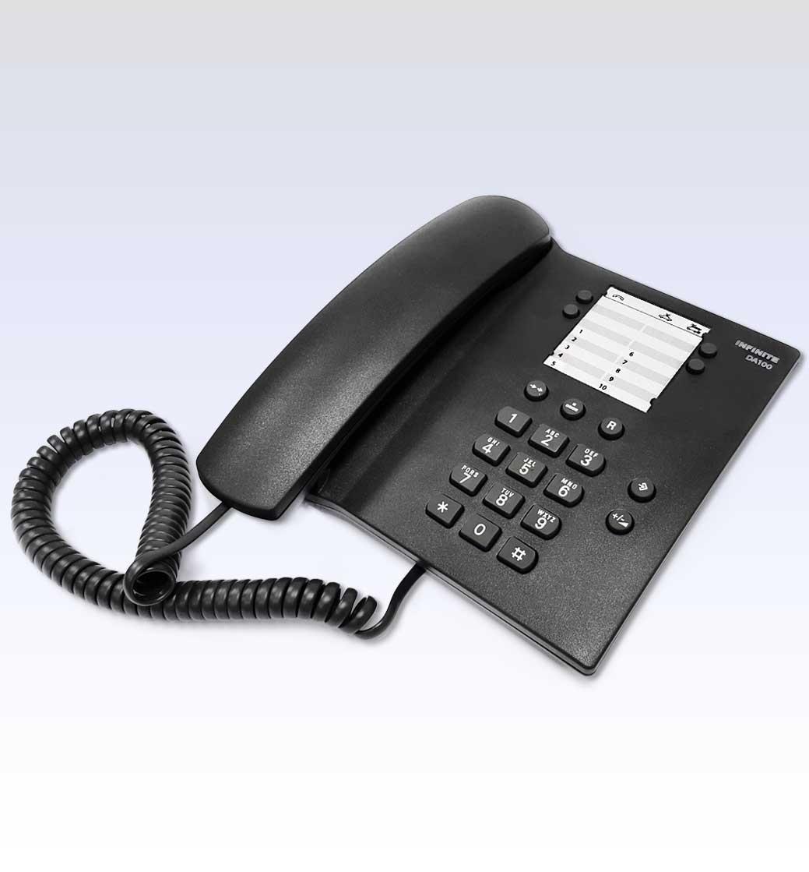 Telefone  com Fio  DA 100  Infinite - (substituto Gigaset-Siemens)  - Northshop