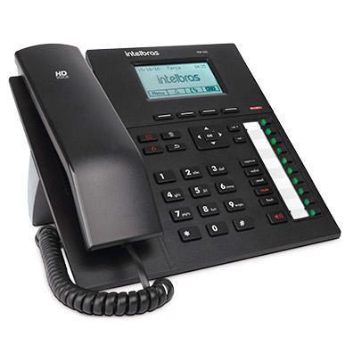 Telefone IP Intelbras  TIP 425  - Northshop São Paulo