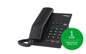 Telefone IP Intelbras TIP 120 Lite  - Northshop São Paulo