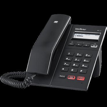 Telefone Ip INtelbras TIP 125i  - Northshop São Paulo