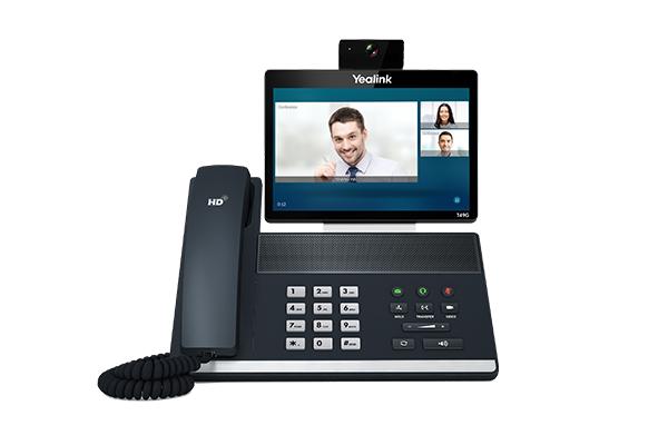 Telefone SIP Yealink -T49G - Videoconferencia  - Northshop