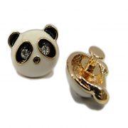 Piercing Panda de resina (peça)- PID030