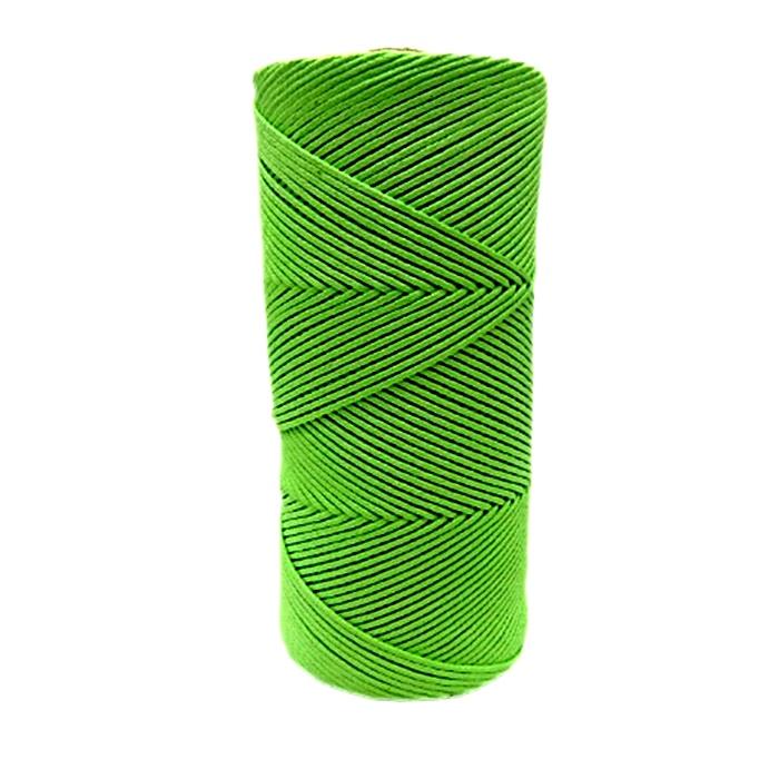 Cord�o encerado fino pistache (5957) 10mts- CDF005
