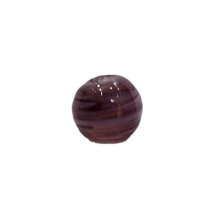 Bola de murano M lilás- MU089